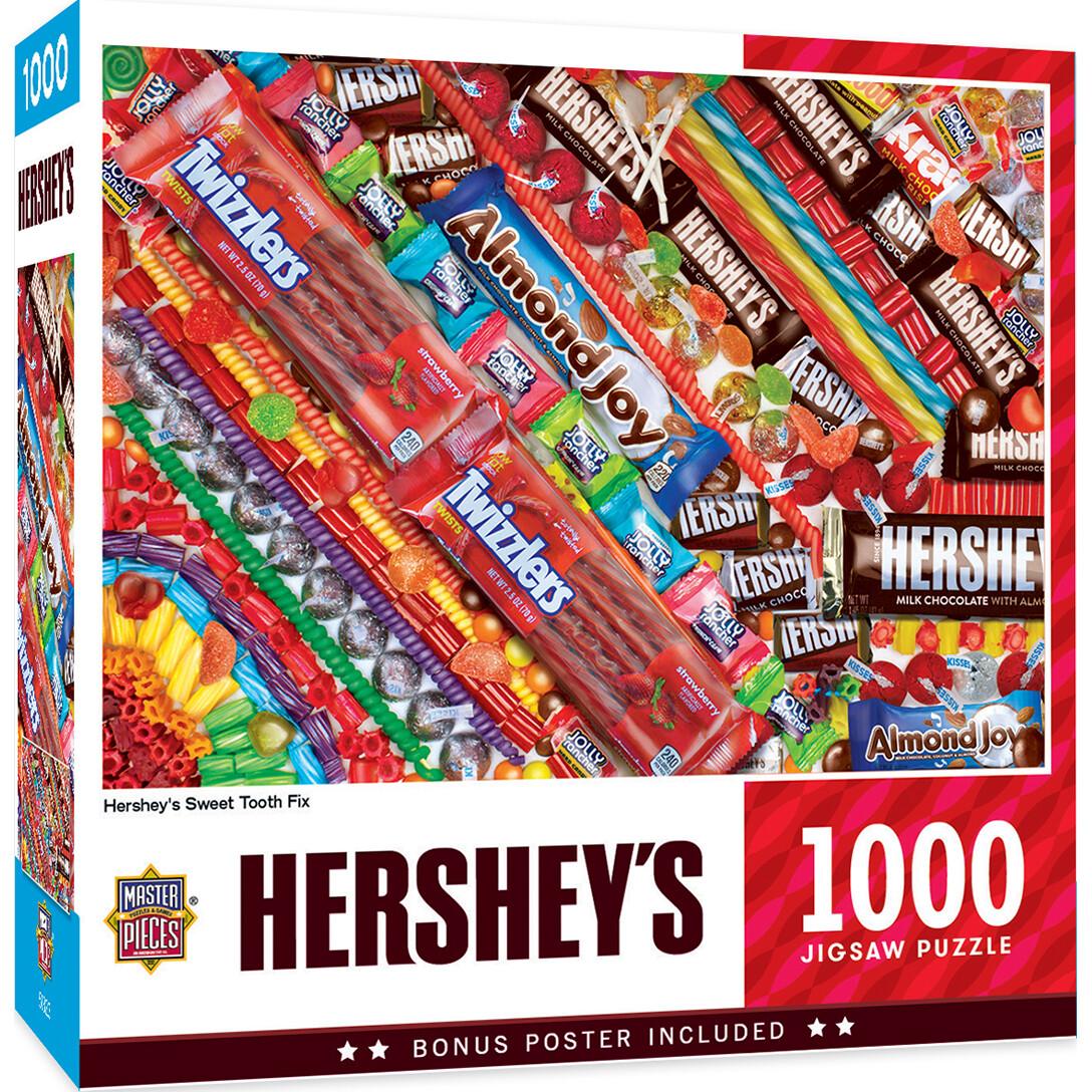 Hershey's Sweet Tooth Fix 1000 Pcs