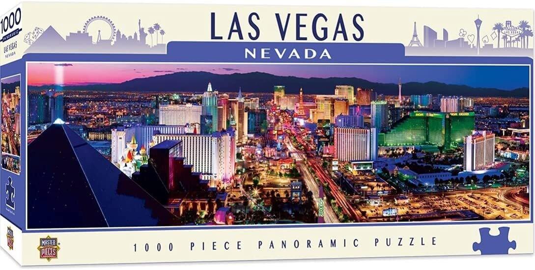 Las Vegas Pano 1000 Pcs