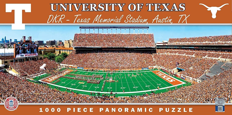 University Of Texas Football Stadium1000 Pc