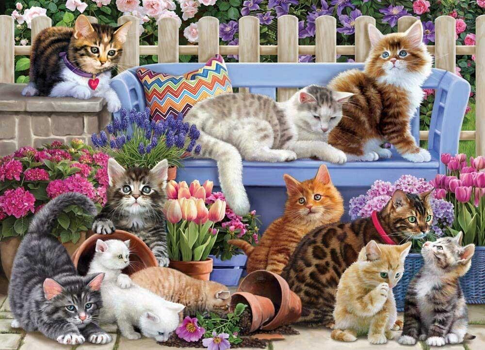 A Cats Life 1000 Pc