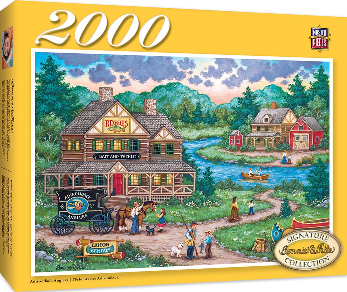 Adirondack Anglers 2000 Pc