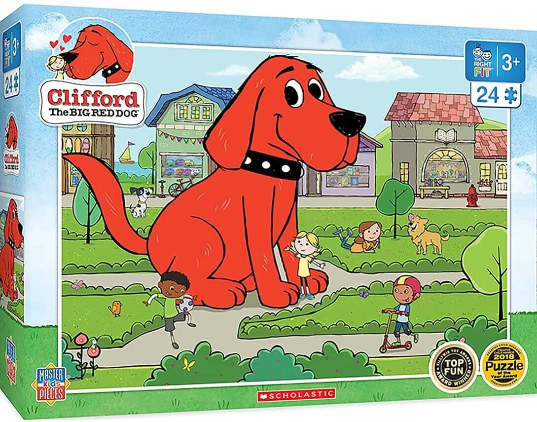 Clifford Town Square 24 Pc