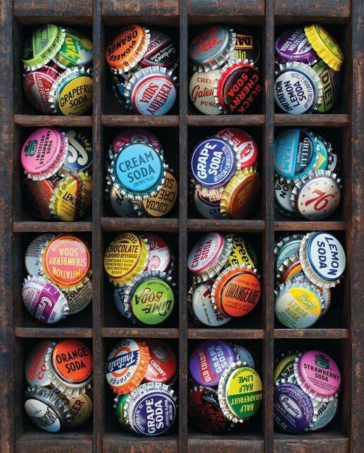 Colorful Caps 36 Pc Big