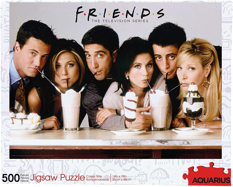 Friends Milkshake 500 Pc