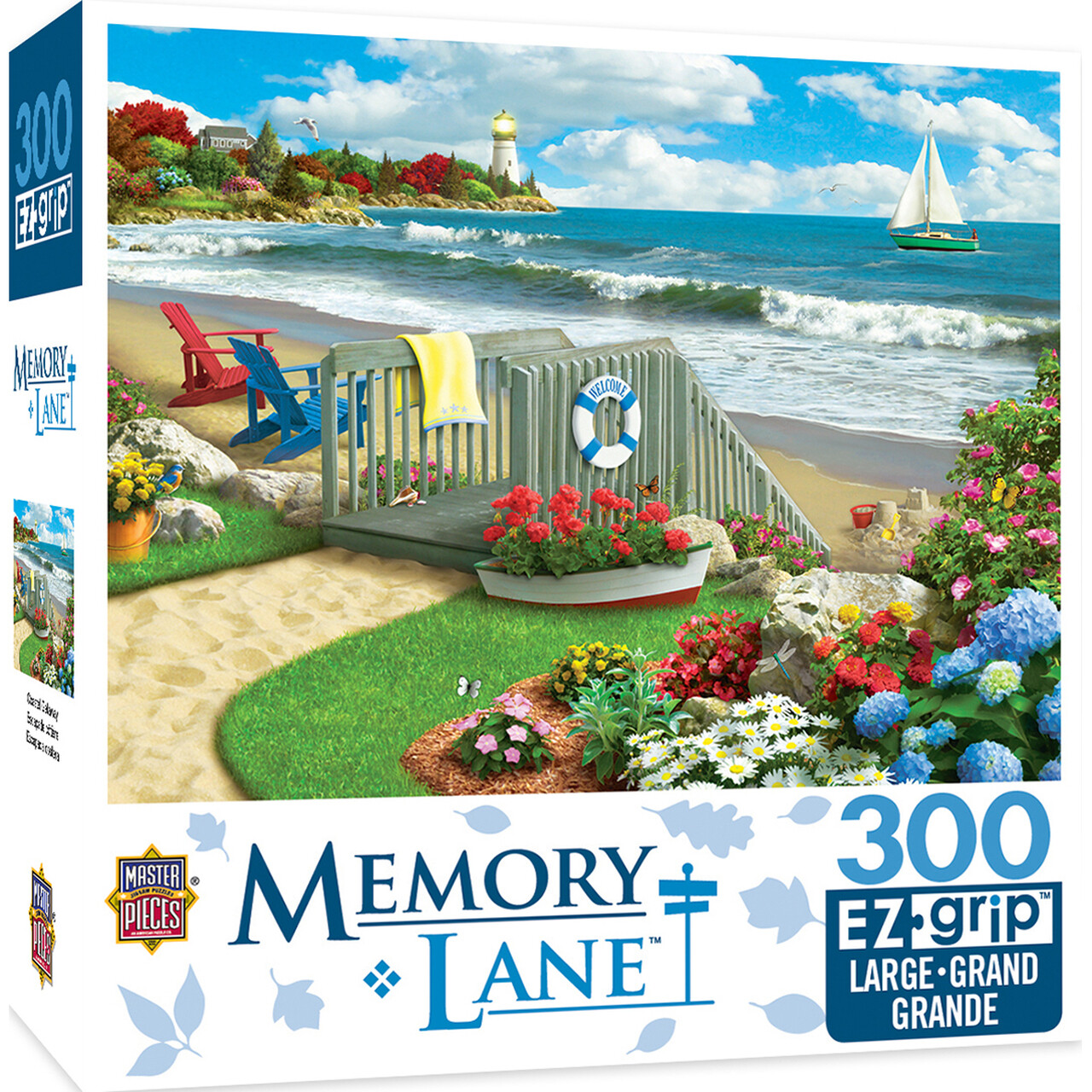 Coastal Getaway 300 Pc Large