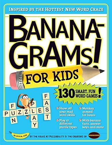 Banana-Grams For Kids Book