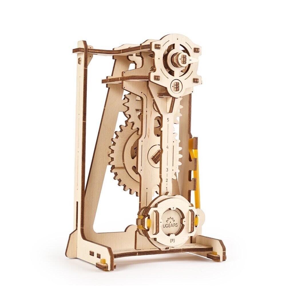 Pendulum 3D Model 92 Pc