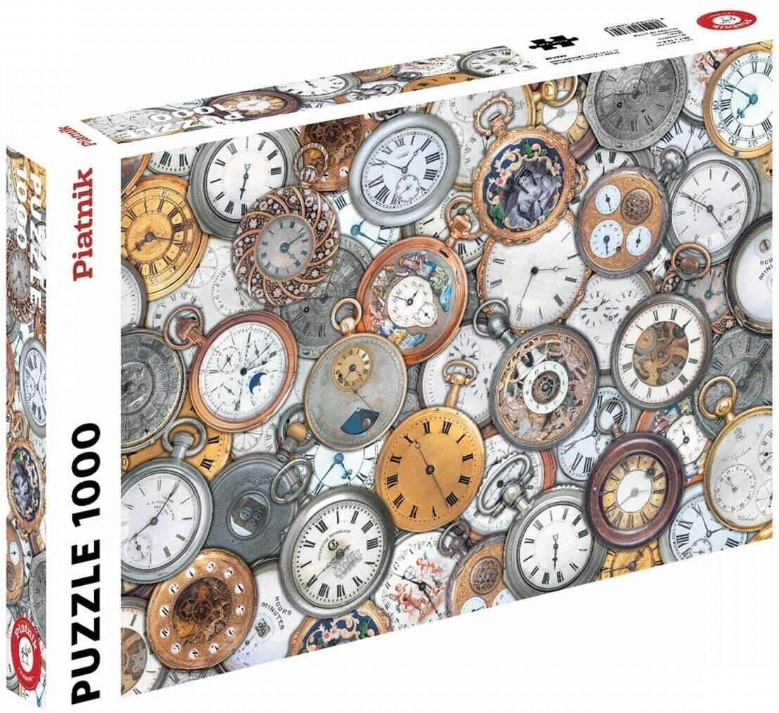 Timepieces 1000 Pc