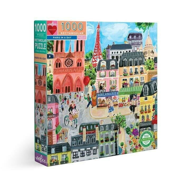 Paris In A Day 1000 pc