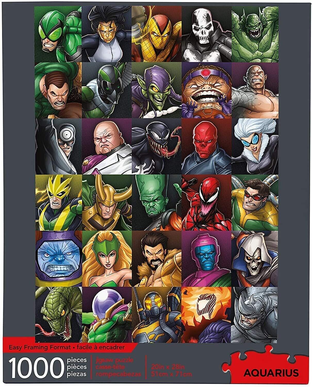 Marvel Collage 1000 Pc