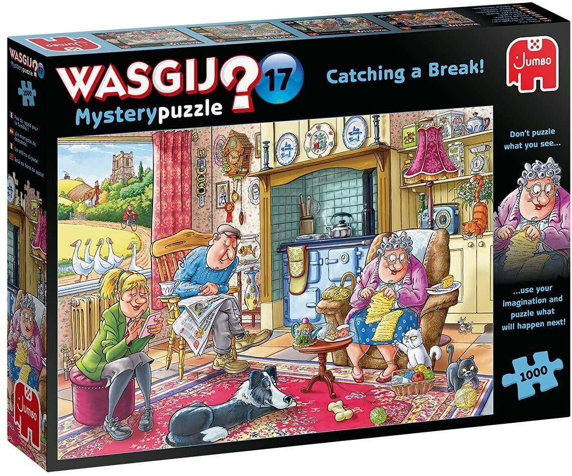 WASGIJ Catching A Break 1000 Pc