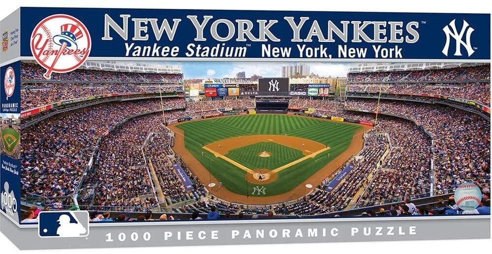New York Yankees Stadium 1000 Pc Pano