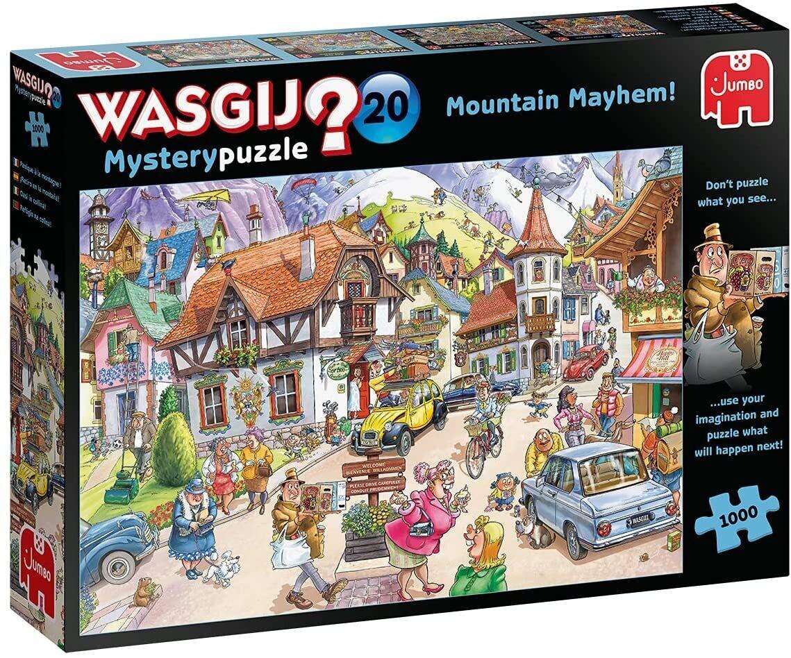 WASGIJ Mountain Mayhem! 1000 Pc