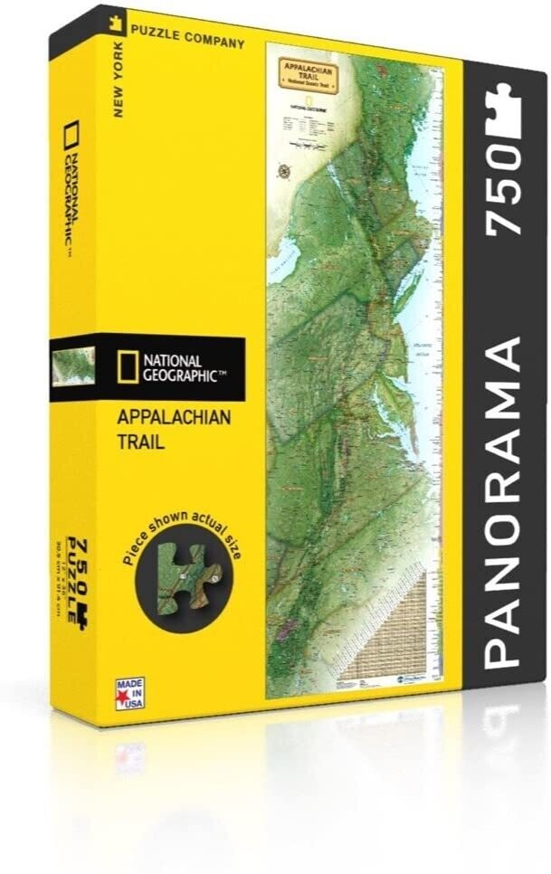 Appalachian Trail 750 Pc