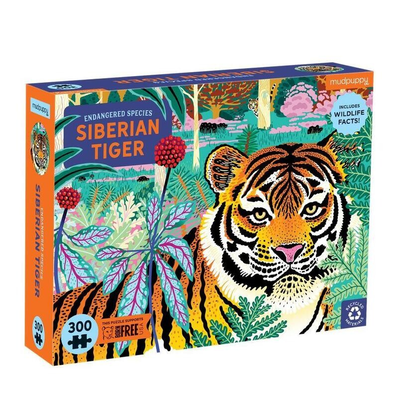 Siberian Tiger 300 Pc