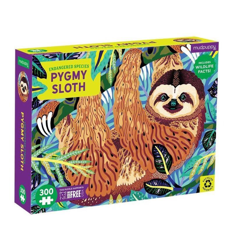 Pigmy Sloth 300 Pc
