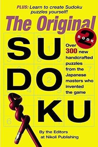 The Original Sudoku Book