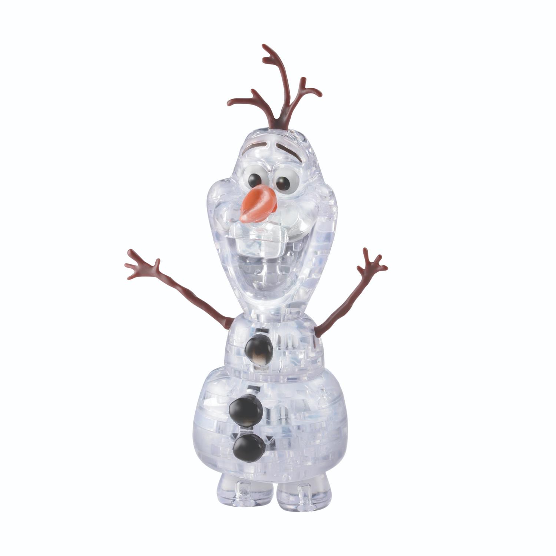 3D Crystal Olaf