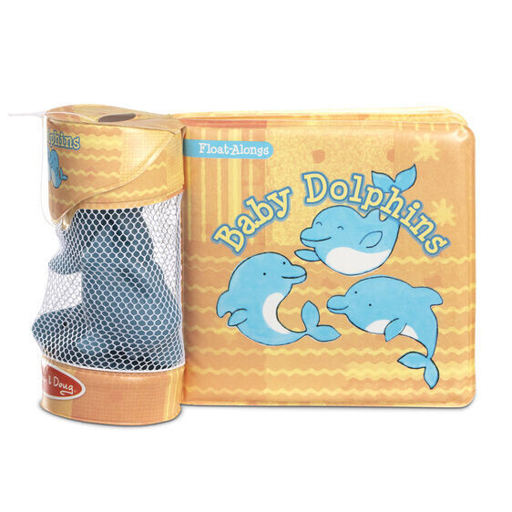 Baby Dolphins Float Along Book Set