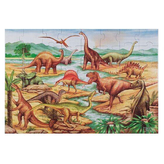Dinosaurs 48 Pc