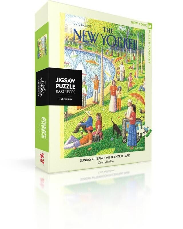Sunday Afternoon In Central Park 1000 Pc (Special Price)