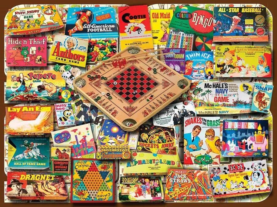 Classic Games 500 Pc