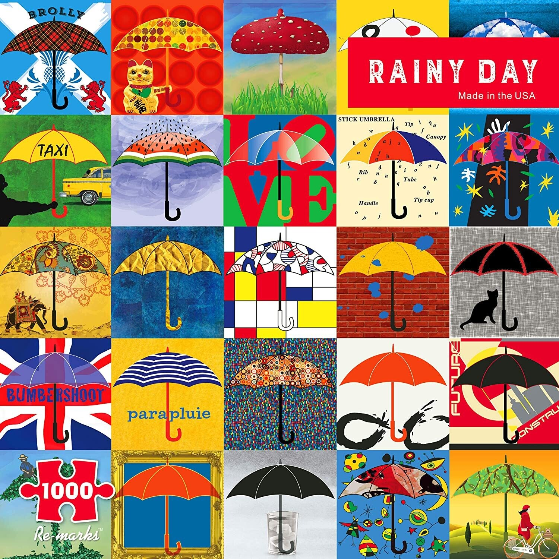 Rainy Day 1000 Pc