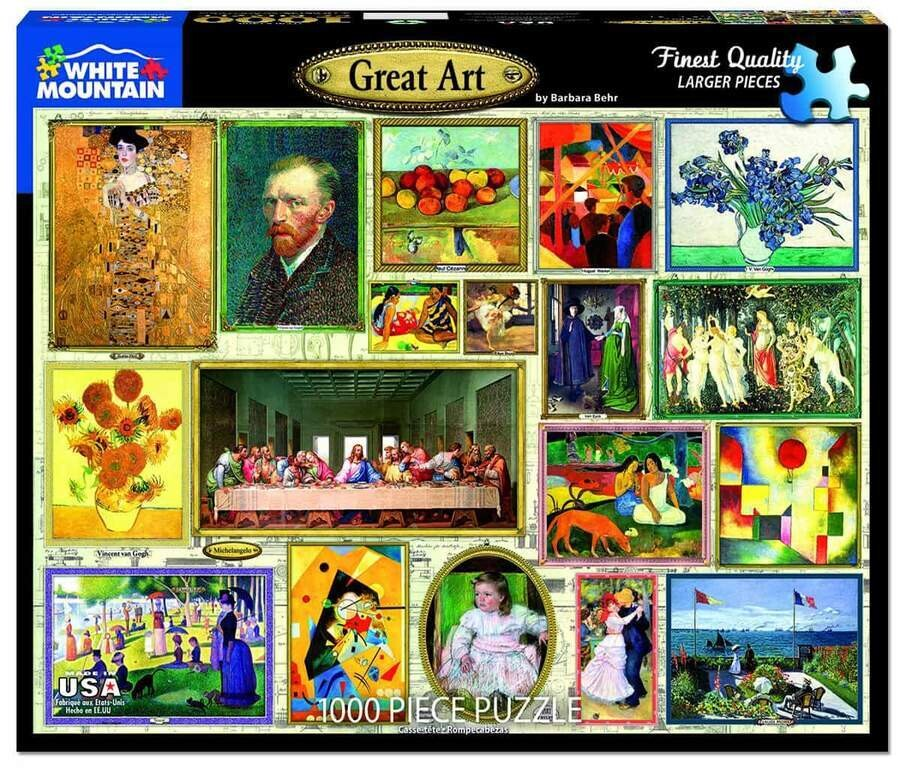 Great Art 1000 Pc