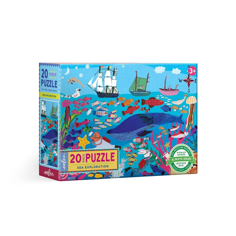 Sea Exploration 20 Pc