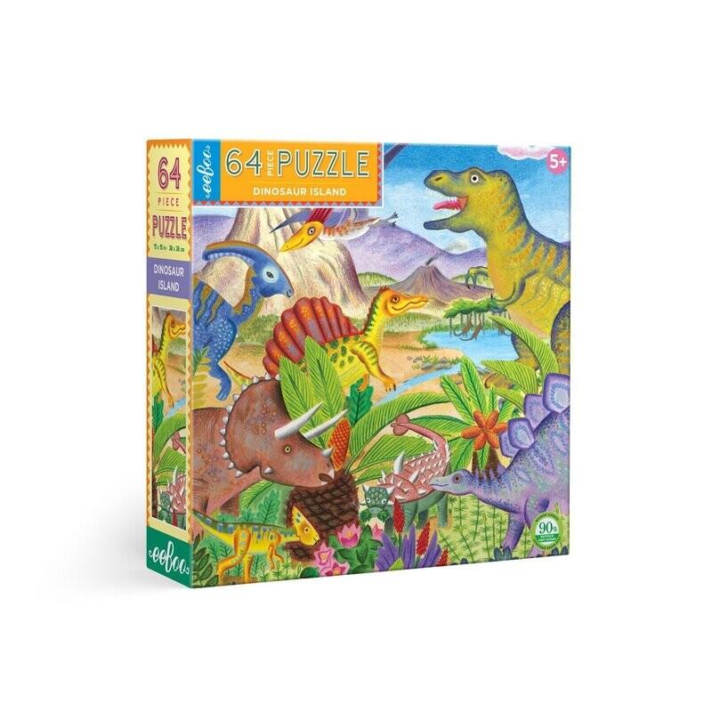Dinosaur Island 64 Pc
