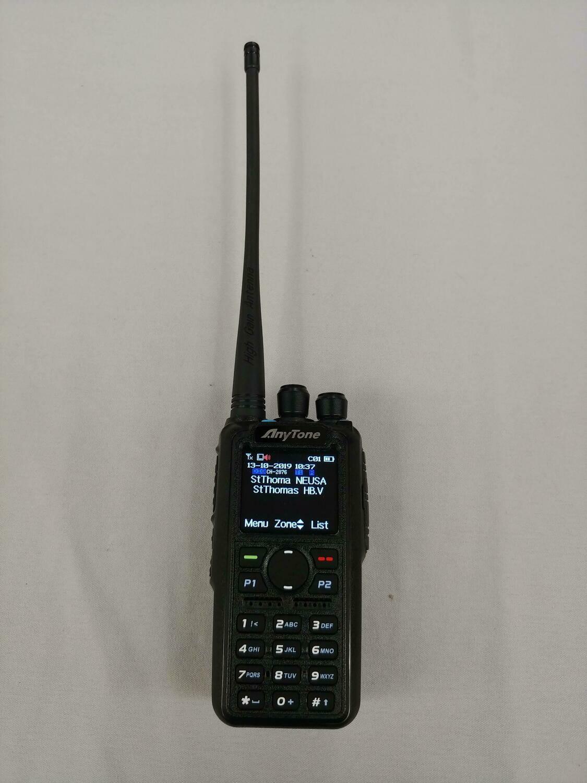 Anytone AT-D878UV DMR/Analog Two-Way Radio