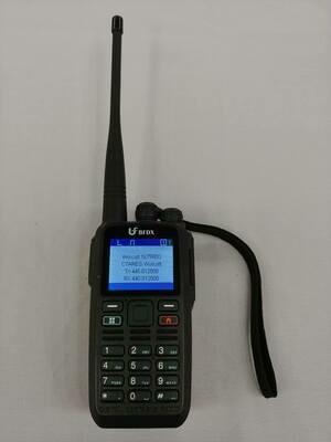 CS-580 DMR/Analog Two-Way Radio