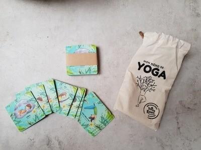 Jeu Mémory de Yoga