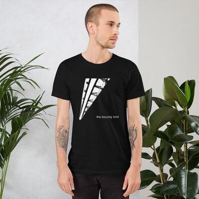 The Burying Kind Short-Sleeve Unisex T-Shirt (EP Artwork)