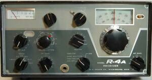 DRAKE R4-A Receiver Primo Complete Tube Set (TUBES ONLY - NO RADIO)