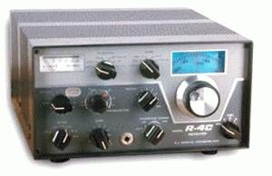 DRAKE R4-C Receiver Primo Complete Tube Set 6EJ7 Version