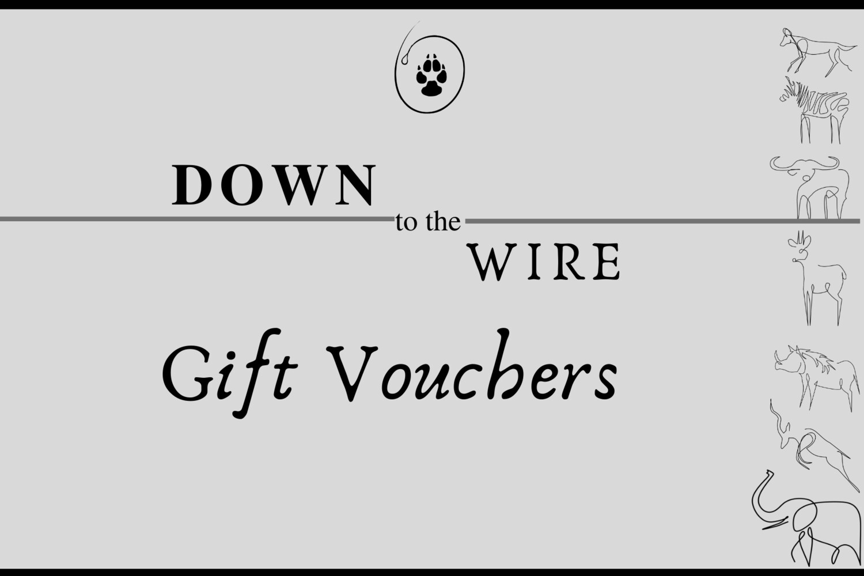 D2tW Gift Voucher