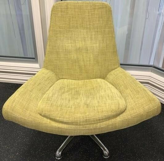 Mid-Century Modern Accent Chair