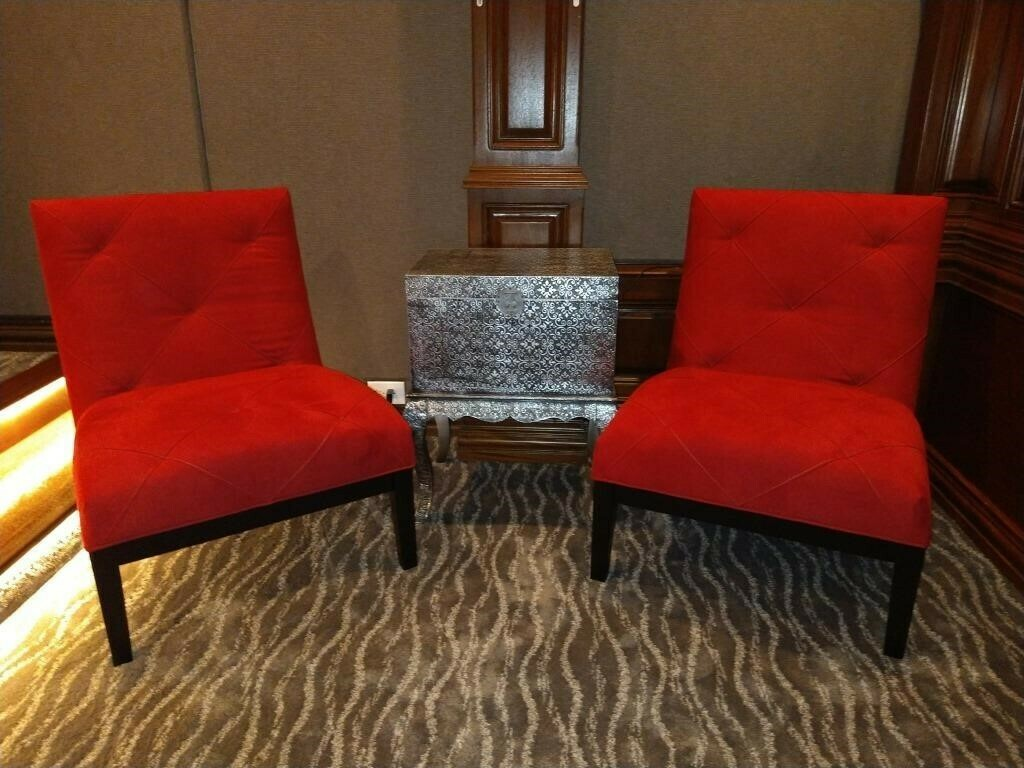 HM Richards Slipper Chair