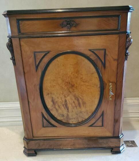 Italian Style Inlay Cabinet
