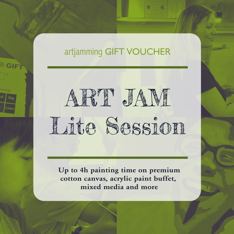 Lite ART JAM 4h Session