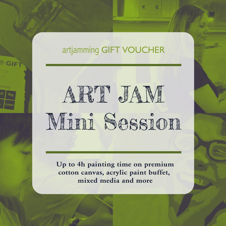 Mini ART JAM 4h Session