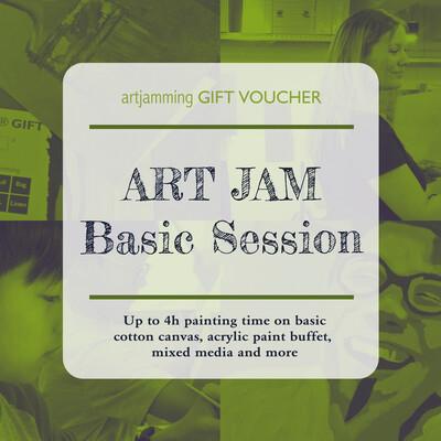 Basic ART JAM 4h Session