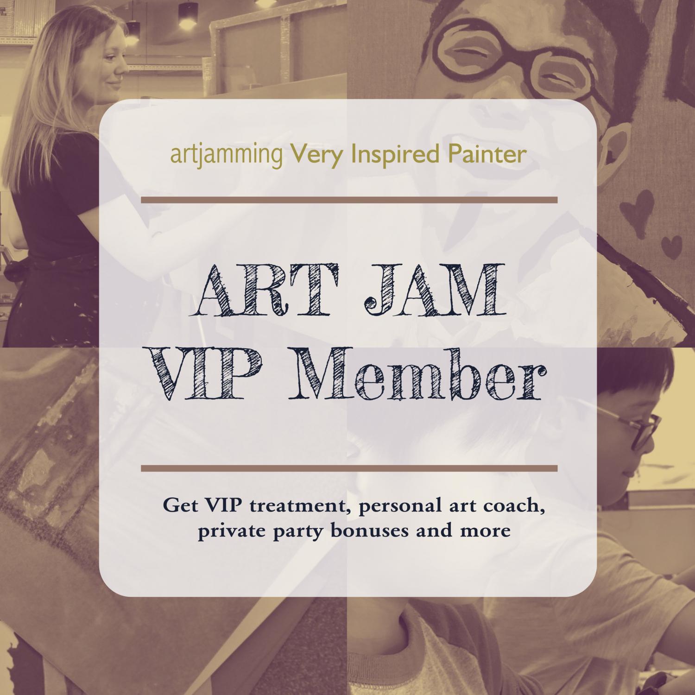 artjamming VIP Membership
