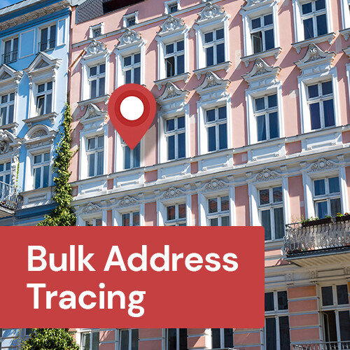 Bulk Address Tracing