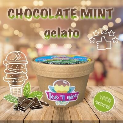 Chocolate Mint - Italian Gelato