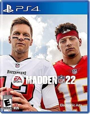MADDEN 22 NFL