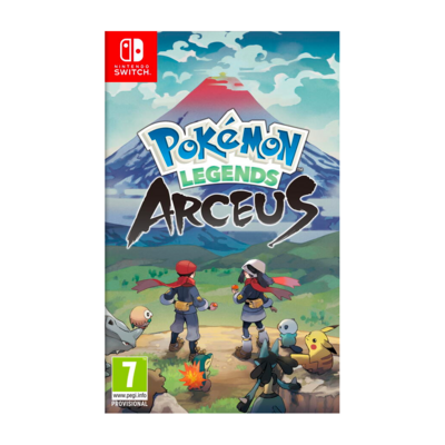 Leggende Pokemon: Arceus