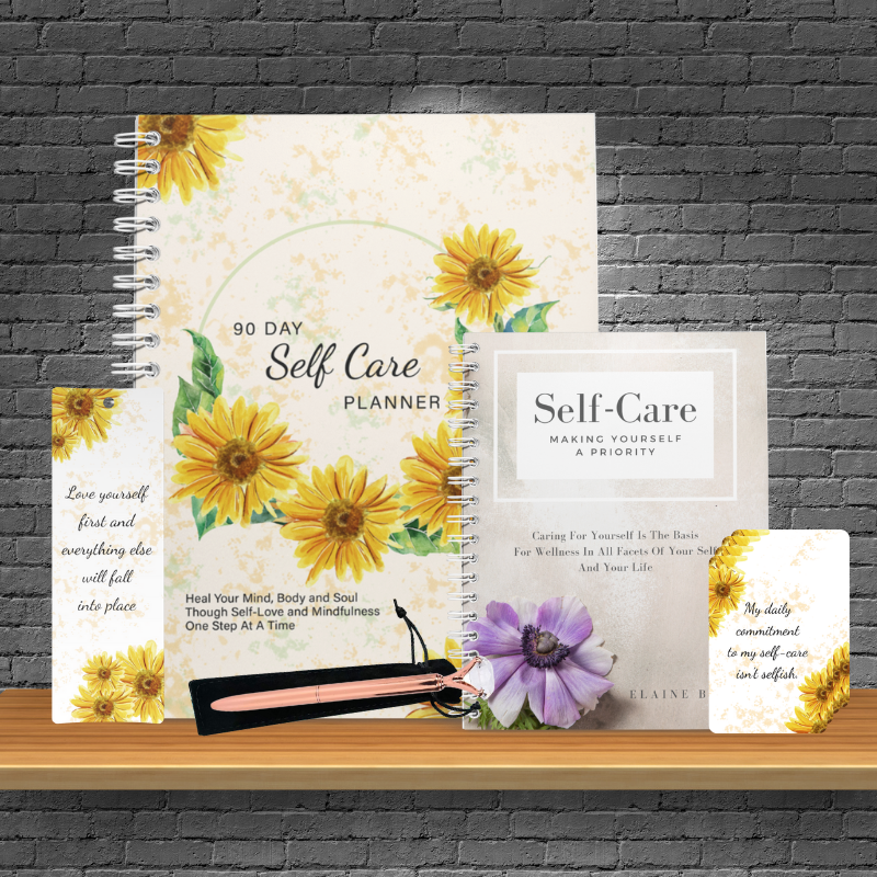 Self Care Planner Package
