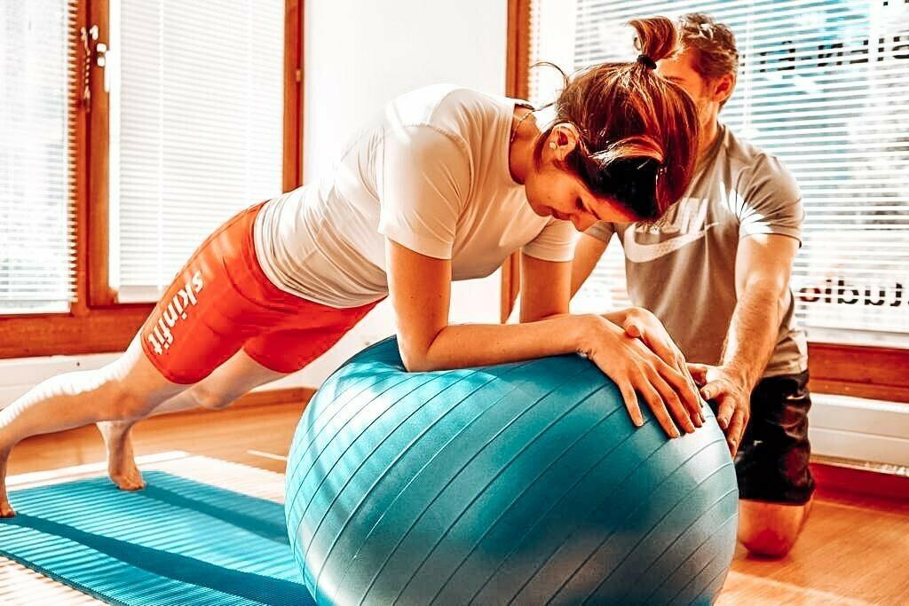 Gym Douce 50mn en cours privé. Reprenez le sport tout en douceur!